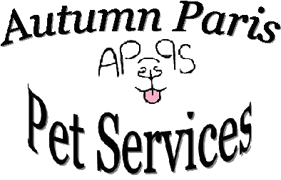 Autumn Paris Pet Service